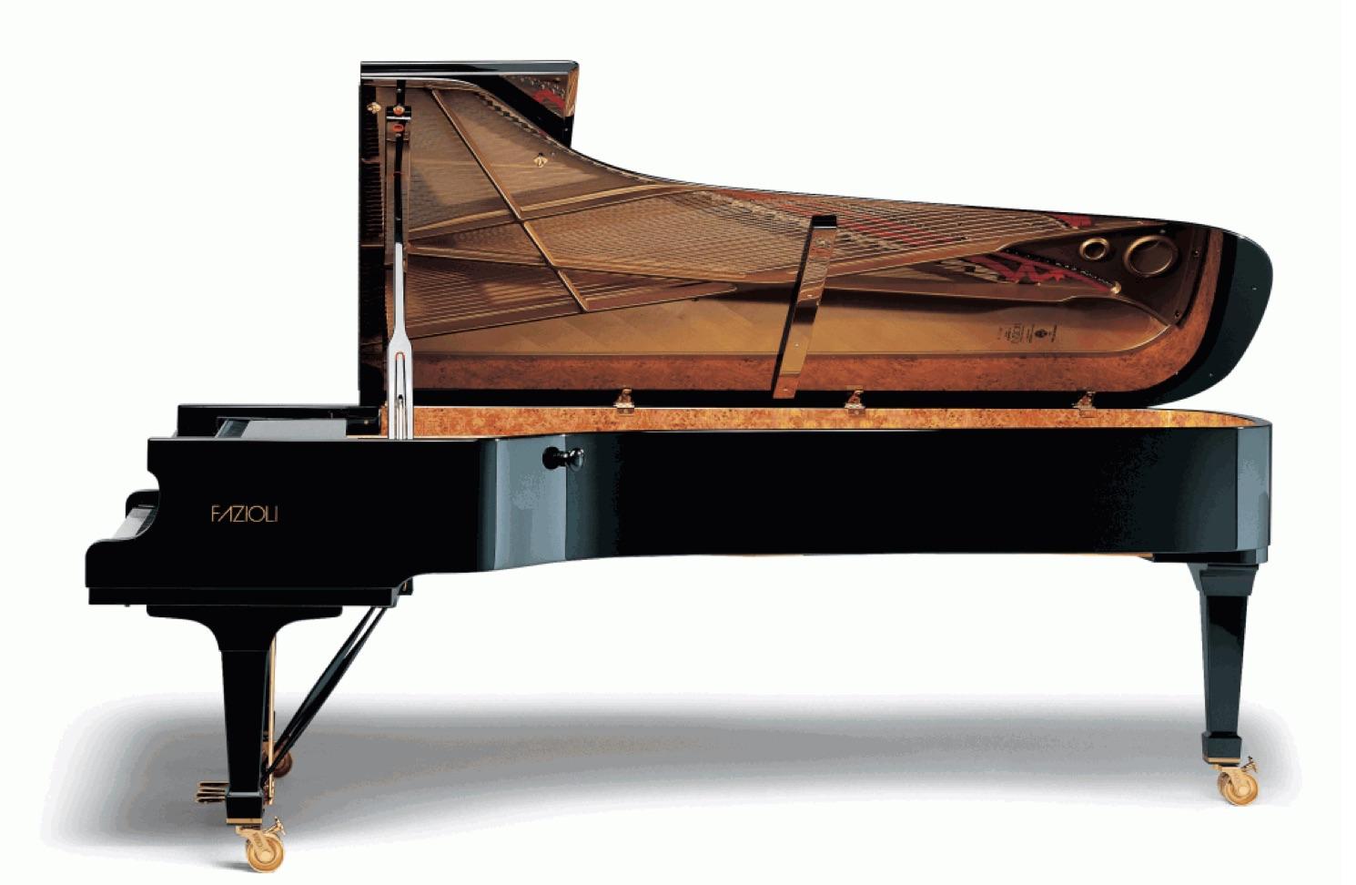 현대의 그랜드피아노